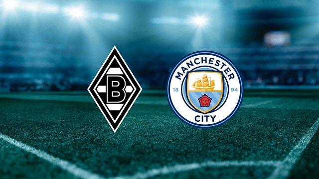 Borussia Mönchengladbach-Manchester City, andata ottavi di finale Champions League 24-02-2021.