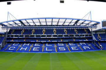 "Panoramica interna di ""Stamford Bridge"", fonte ""Facebook"""
