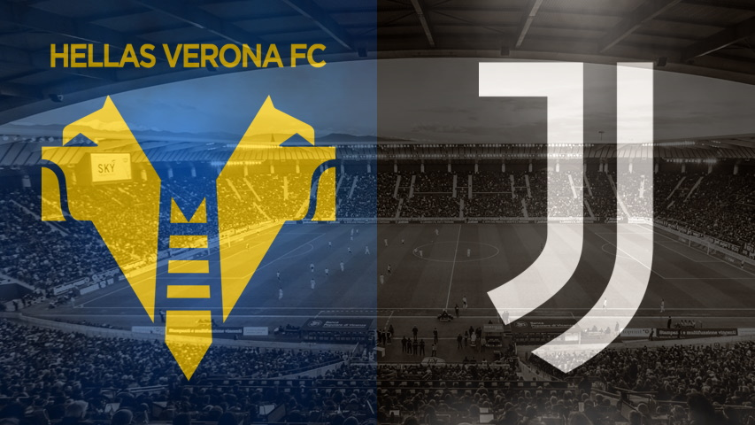 Video Gol Highlights Verona-Juventus, 24° giornata Serie A 27-02-2021.