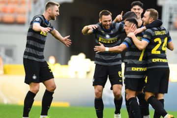 Inter - Genoa - 28-02-2021 - fonte de Vrij Twitter