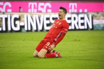 Bayern Monaco - Borussia Dortmund - 06-03-2021 - fonte Bayern Monaco Twitter