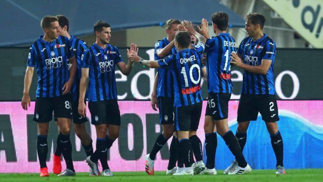 Atalanta Spezia formazioni