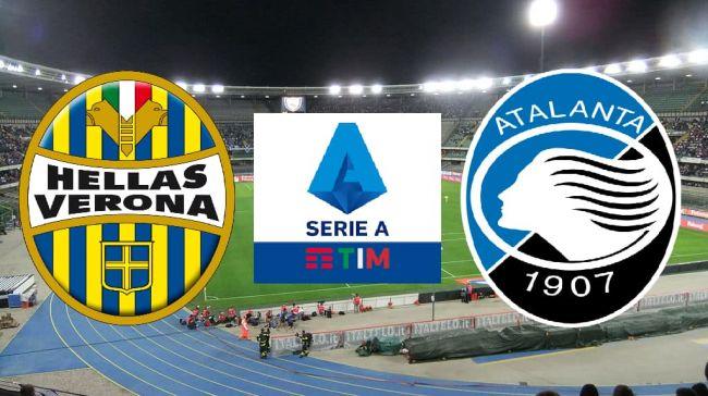 Verona Atalanta formazioni