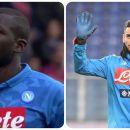 Calciomercato Napoli: Ancelotti vuole Meret e Koulibaly all'Everton