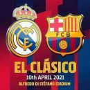 Pronostico Real Madrid-Barcelona, 10-04-2021, 30^ giornata Liga