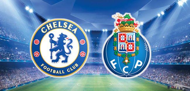 Chelsea Porto formazioni