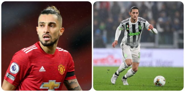 Juventus Telles Rabiot
