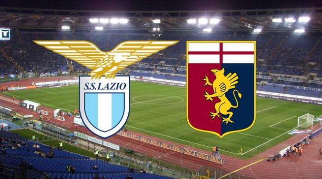 Lazio-Genoa, 34° giornata Serie A 02-05-2021.