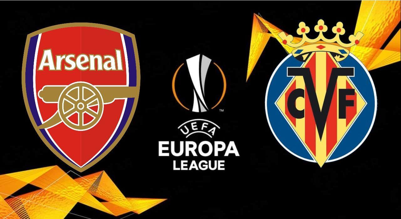 Arsenal-Villareal, semifinale di ritorno Europa League.