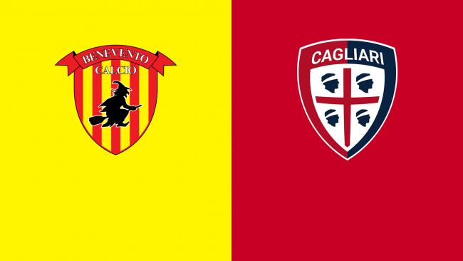 Benevento Cagliari formazioni