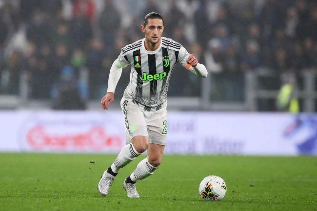 Rabiot Juventus Liverpool