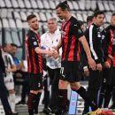 Milan, infortunio Ibrahimovic: campionato finito, ritorna per Euro2021 con la Svezia