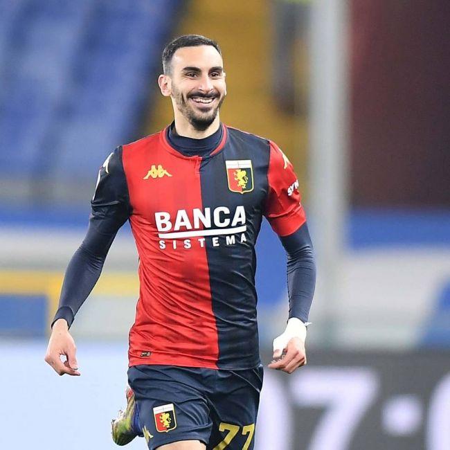 Zappacosta Milan Inter