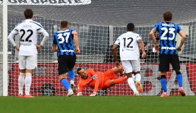 Juventus Inter rigore