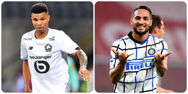 Mandava D'Ambrosio Napoli Milan Lazio