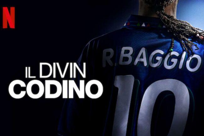 Il Divin Codino Baggio film