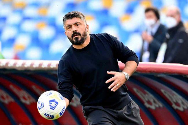 Gattuso addio Napoli