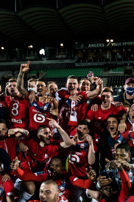 Lille campione Francia