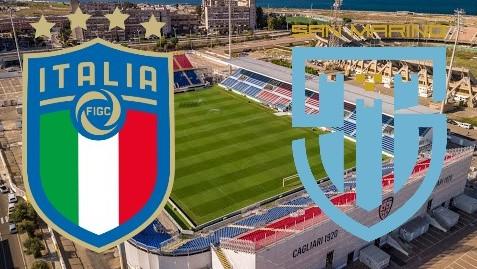 Italia-San Marino, amichevole pre Euro 2020, 28 maggio 2021.