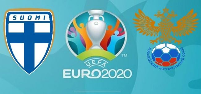 Finlandia-Russia, 2° giornata Girone B Euro 2020.