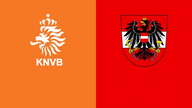 Olanda Austria diretta tv