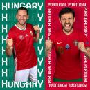 Video Gol Highlights Ungheria-Portogallo 0-3: Sintesi Europei 15-6-2021