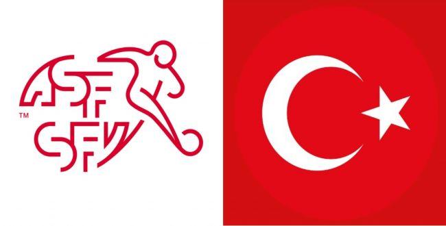 Svizzera-Turchia, 3° giornata Gruppo A Euro 2020.