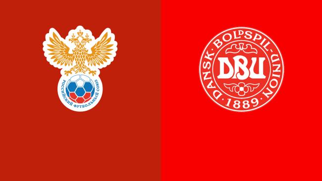 Russia Danimarca diretta tv