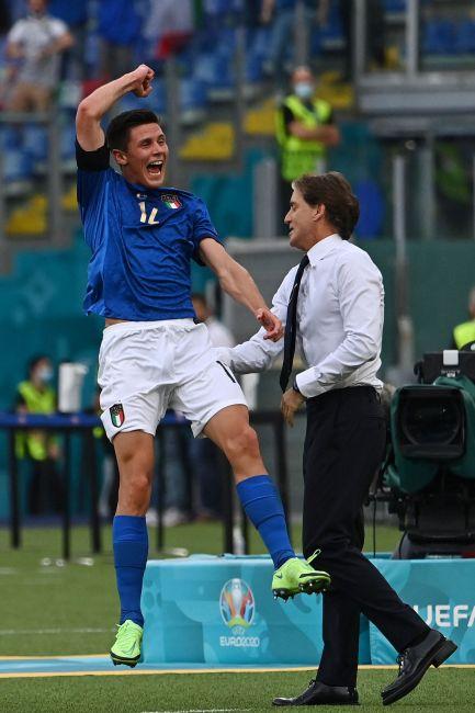 Italia Galles pagelle