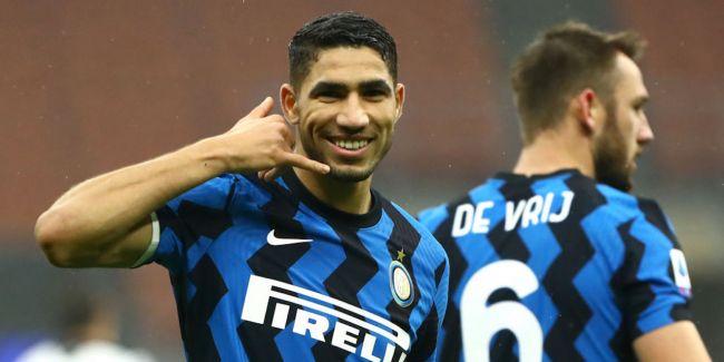Calciomercato Inter: Hakimi al PSG.