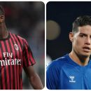 Calciomercato Milan: ipotesi scambio James Rodríguez-Leão! Piacciono Isco, Yazici e Damsgaard