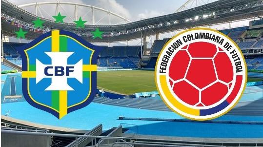 Brasile-Colombia, Gruppo B Copa America 2021.