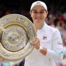 Tennis, Wimbledon: Ashleigh Barty trionfa in finale contro Karolina Pliskova