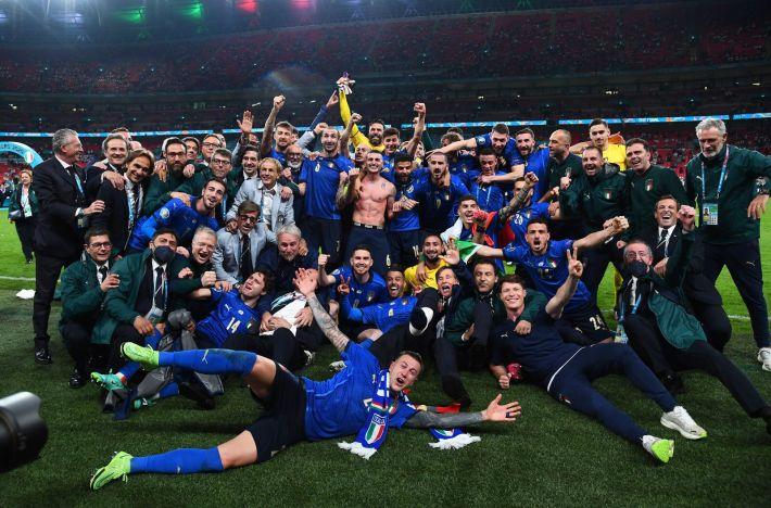 Italia, record di imbattibilità: 37 partite senza sconfitte