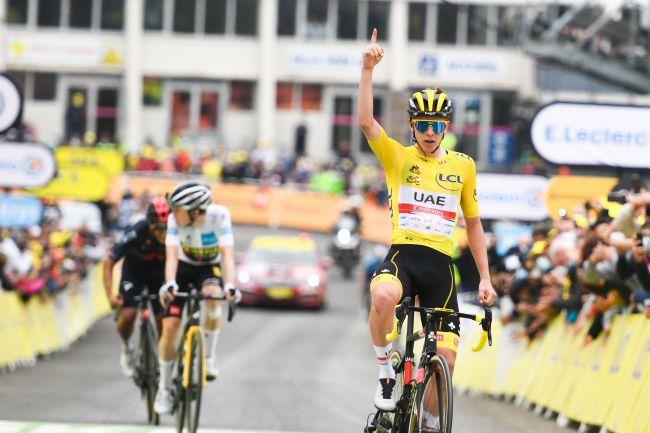 Pogacar vince la tappa del Tour dedicata al Tourmalet. La maglia gialla fa la maglia gialla e non lascia nulla agli avversari