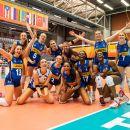 Volley femminile, Italia Under 20 campione del mondo