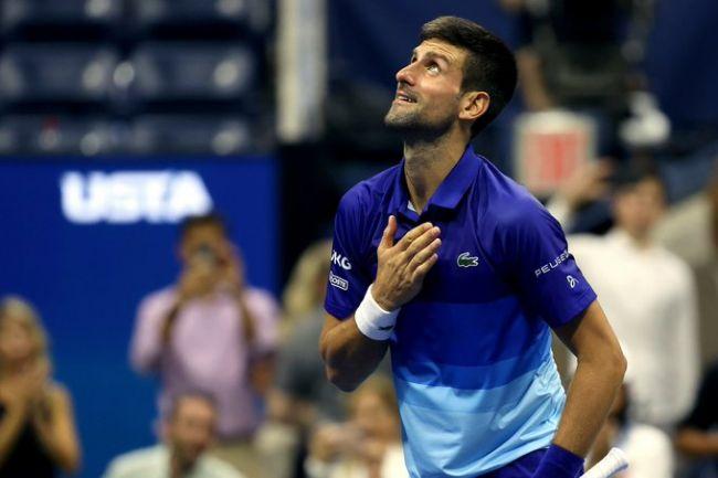 Djokovic elimina Berrettini agli US Open