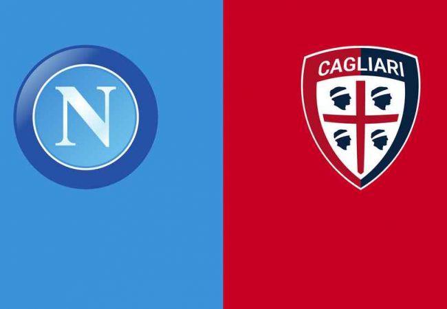 Napoli-Cagliari, 6° giornata Serie A 26-09-2021.